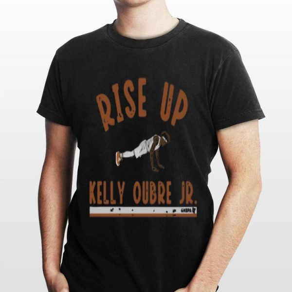 Rise Up Kelly Oubre Jr shirt