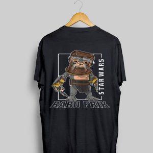 Star Wars Babu Frik shirt