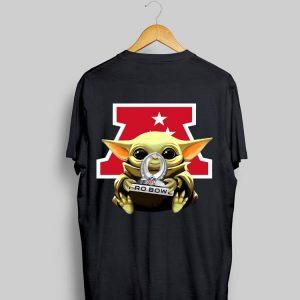 Baby Yoda Hug Nfl Pro Bowl shirt