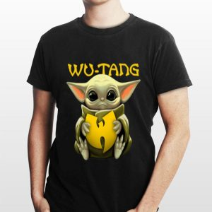 Baby Yoda Hug Wu – Tang Clan shirt