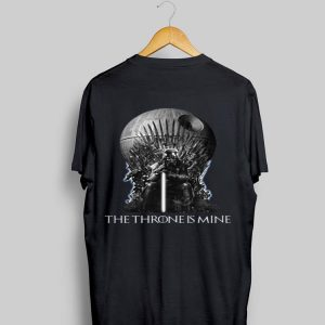 Darth Vader The Throne Is Mine shirt