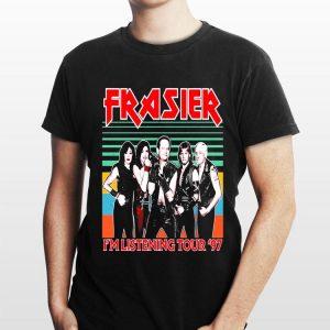 Frasier I'm Listening Tour '97 Vintage shirt