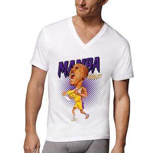 Kobe Bryant Mamba Mentality Nike Air shirt
