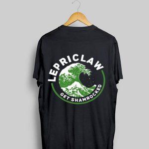 Lepriclaw Get Shamrocked shirt