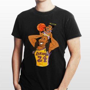 Nous Aimons Kobe Et Gigi shirt
