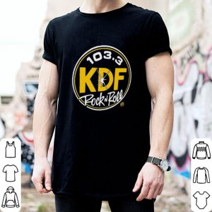 Pretty 103 3 KDP Rock and Roll shirt
