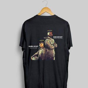 Rip Kobe Bryant Mama and Gianna Bryant gigi shirt