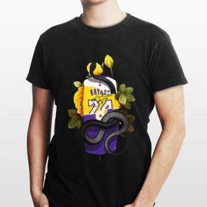 Rip Mamba Kobe Bryant Logo Signature shirt