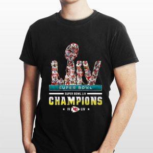 Super Bowl LIV Champions Kansas City Chiefs shirt