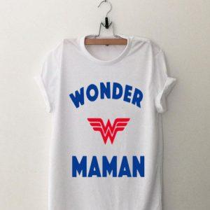 Wonder Woman Maman shirt
