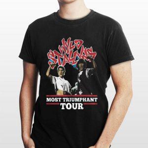 Wyld Stallyns Most Triumphant Tour shirt