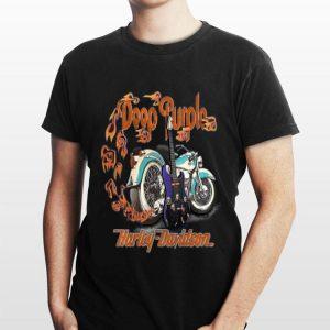 Deep Purple Motor Harley Davidson shirt