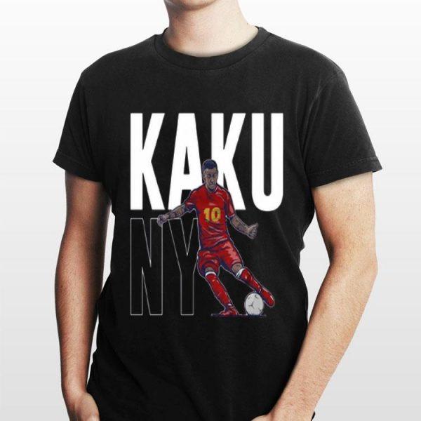Kaku New York Soccer shirt