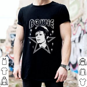 David Bowie Star Portrait shirt