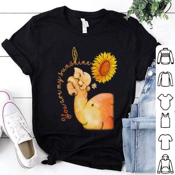 Elephants you are my sunshine Sunflower