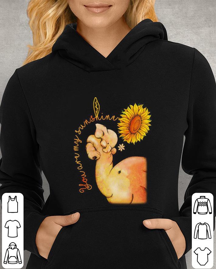 Elephants you are my sunshine Sunflower 4 - Elephants you are my sunshine Sunflower