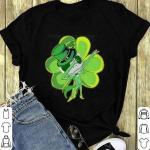 Jack Skellington Saint Patrick's Day shirt
