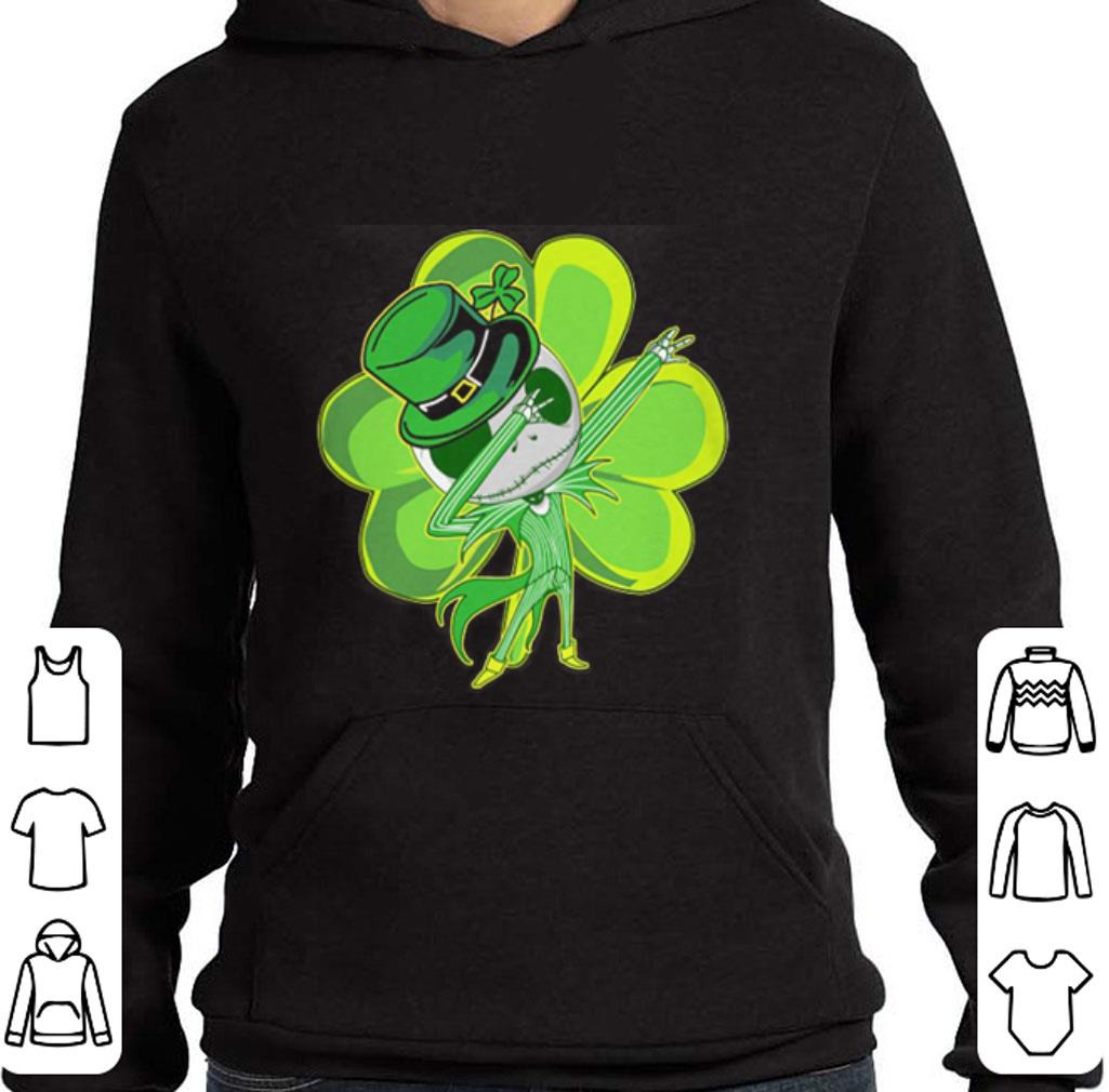 Jack Skellington Saint Patrick s Day shirt 4 - Jack Skellington Saint Patrick's Day shirt