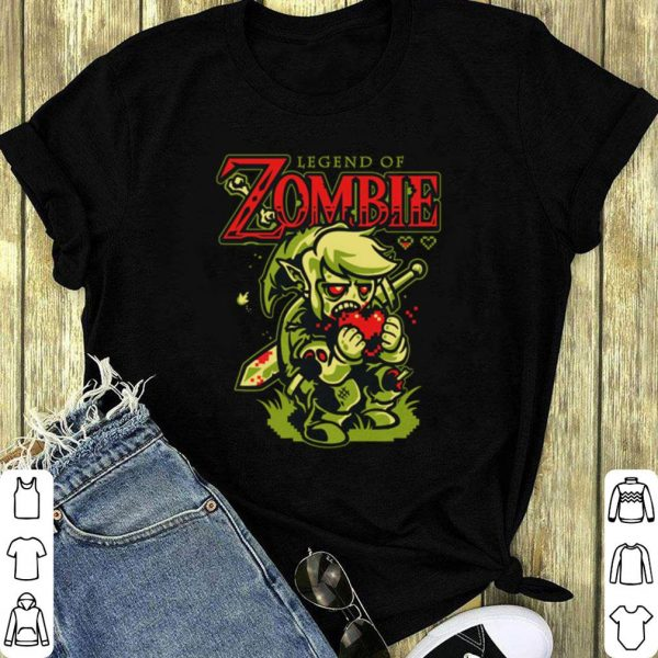 Legend of Zombie shirt