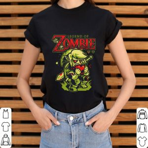 Legend of Zombie shirt 2