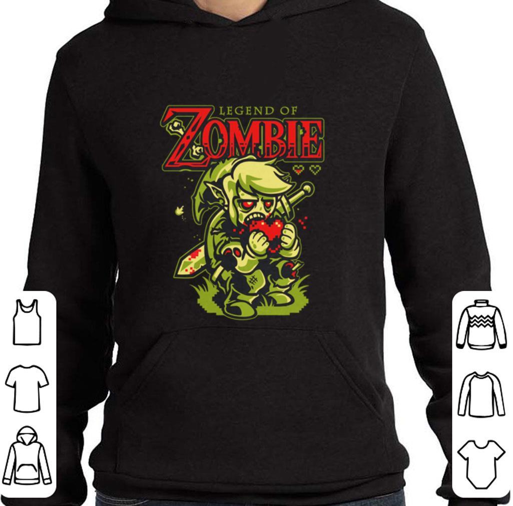 Legend of Zombie shirt 4 - Legend of Zombie shirt
