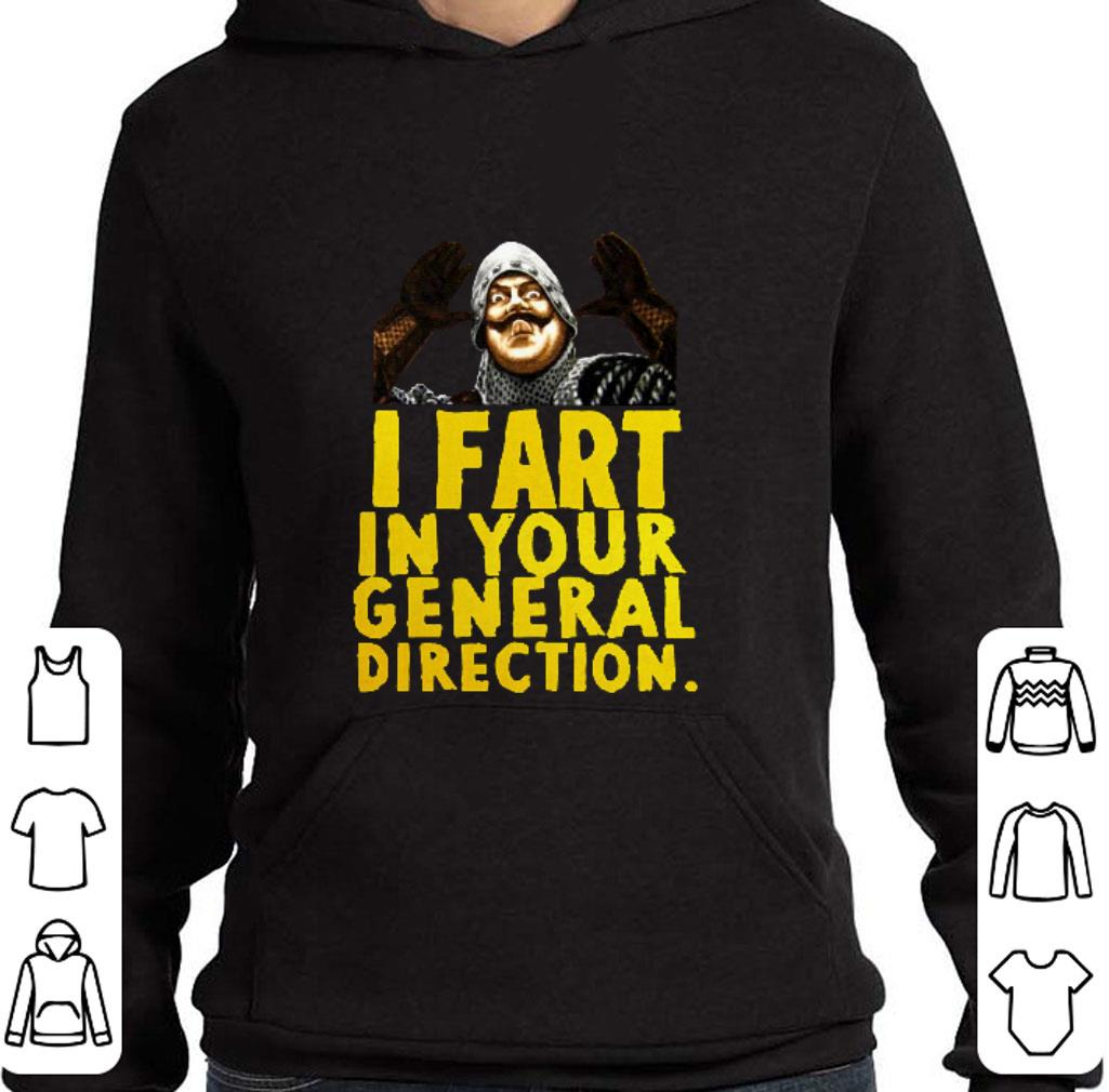 Monty Python I fart in your general direction shirt 4 - Monty Python I fart in your general direction shirt