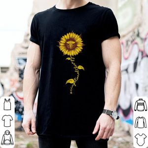 Occupational therapy sunflower shirt