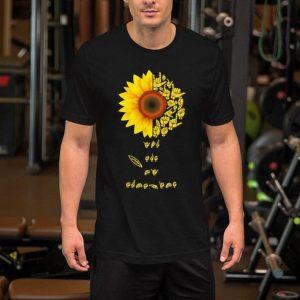 Sunflower sign language you are sunshine shirt