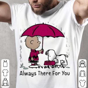 Always there for you Snoop and Charlie shirt