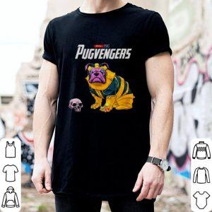 Marvel Avengers Endgame Pug Thanos Pugvenger shirt