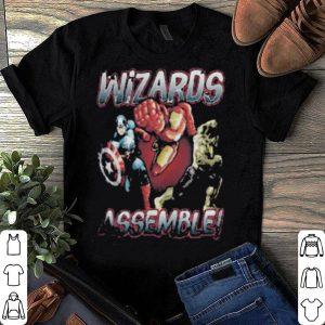 Marvel's Avengers Wizards Assemble Basketball Team shirt