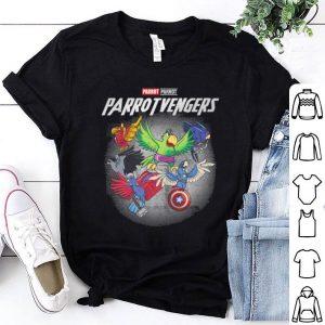 Parrot Parrotvengers Marvel Avengers Endgame shirt