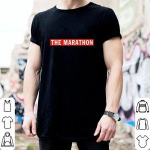 The Marathon RIP Nipsey Hussle shirt