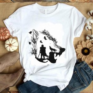 Wolf Inspired Jon Snow Game Of Thrones shirt