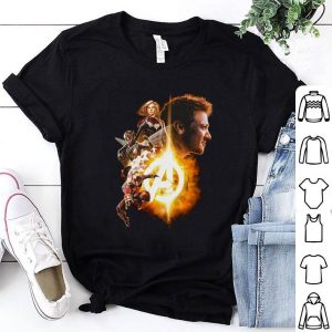 Captain Marvel Hawkeye Ant man Marvel Avengers Endgame shirt