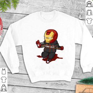 Chibi Iron Man FORMULA 1 Avengers shirt