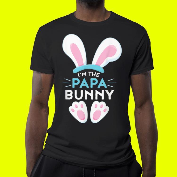 Family Easter Im the Papa Bunny shirt 4 - Family Easter Im the Papa Bunny shirt