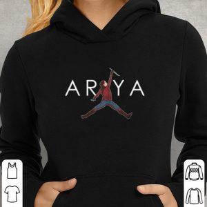 Game Of Thrones Arya Stark Jumpman shirt 2