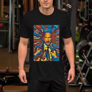 John Wick Baba Yaga Vintage shirt