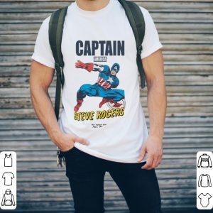 Marvel Avengers Captain America Steve Rogers shirt
