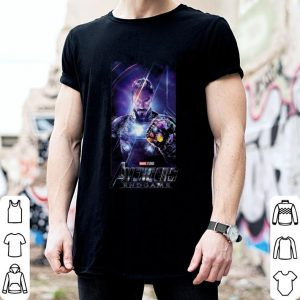Marvel Avengers Endgame Iron Man Infinity Gauntlet shirt 1