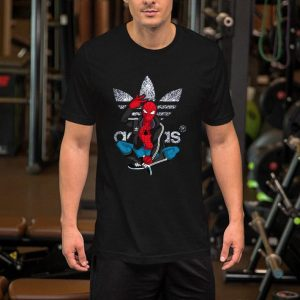 Marvel Spiderman Adidas shirt 1