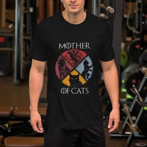 Mother Of Cat Vintage Game Of Thrones shirt 1