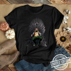 Thor Fat Iron Throne Game Of Thrones shirt