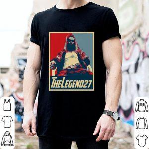 Thor Fat The Legend 27 Avenger Endgame Vintage shirt