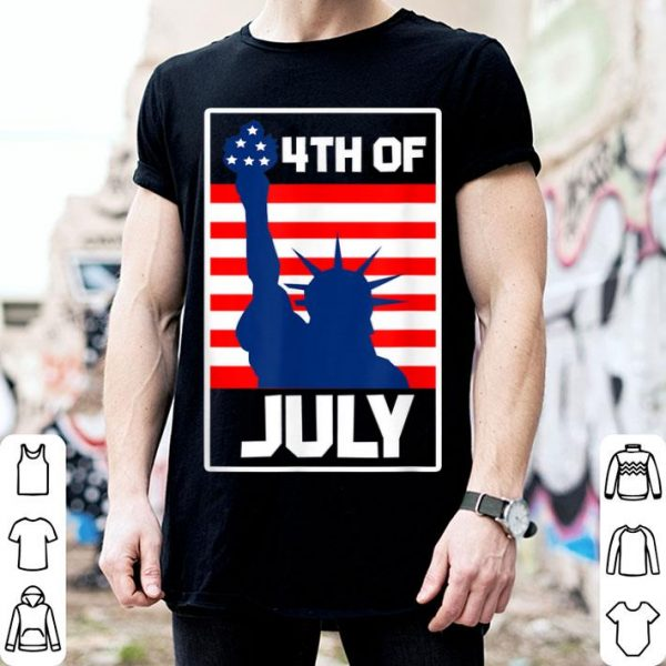 4th Of July Liberty For The Independence Day Party shirt