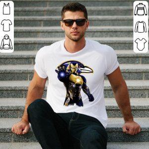 Baltimore Ravens Iron Man shirt