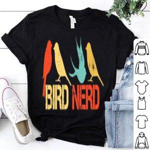 Bird Nerd vintage shirt