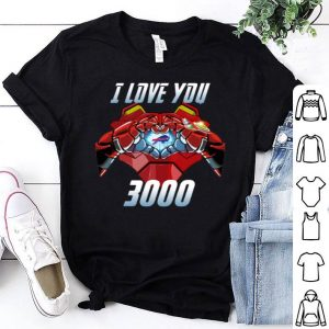 Buffalo Bills I Love You 3000 Iron Man shirt