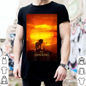 Disney The Lion King Simba and Nala shirt